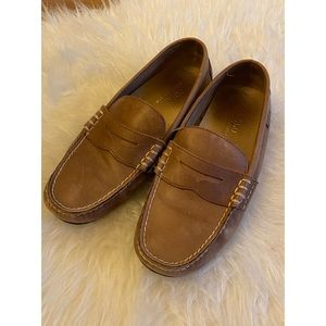 Men's Ralph Lauren loafer shoes size 9